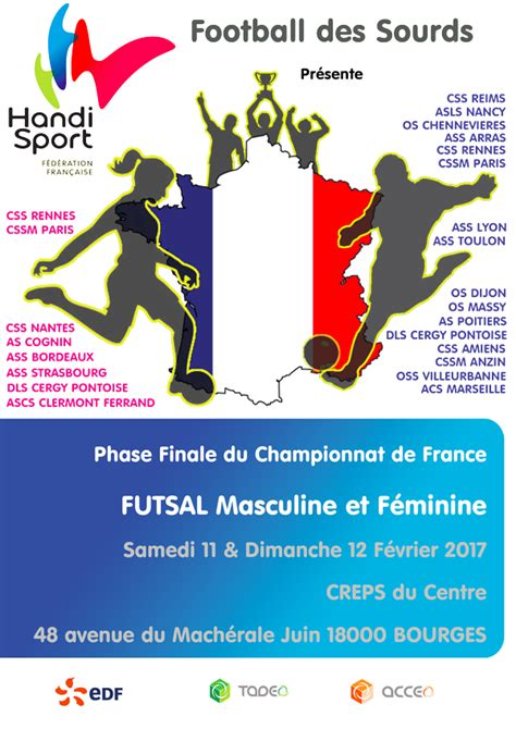Is Calendrier Masculine Or Feminine Phase Finale Du Chionnat De Futsal Masculine