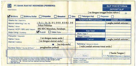 membuka rekening giro bca gambar cek transferan bca bri mandiri bni internet banking