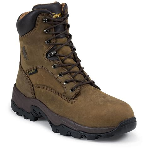 mens composite toe work boots s chippewa 174 composite toe boots 201551 work boots