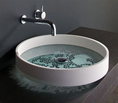 beautiful bathroom sinks unusual bathroom basins by omvivo motif and kl