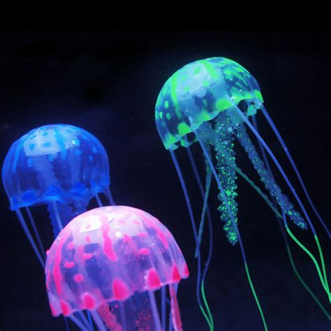Jelly Pink Arbutin Glowing popular artificial jellyfish aquarium buy cheap artificial jellyfish aquarium lots from china