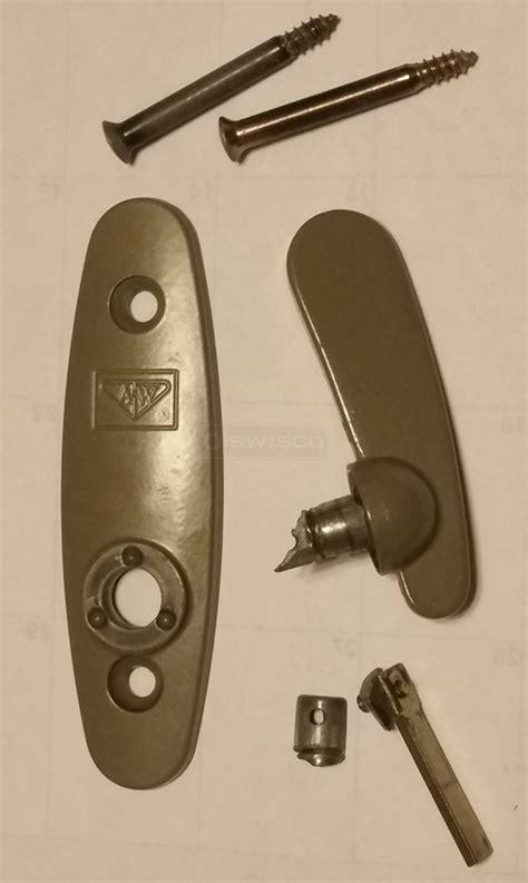 Broken latch on Anderson sliding door : SWISCO.com