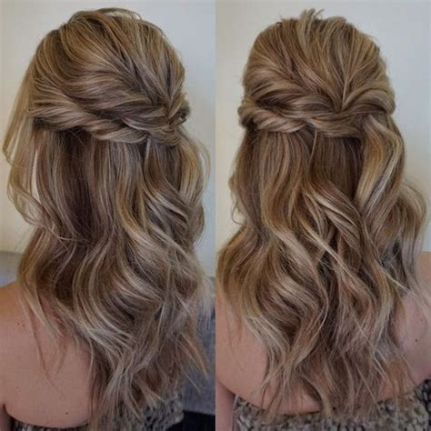 Wedding Hairstyles Half Up Half 2013 by Gorgeous Wedding Hairstyles For Hair Tania Maras