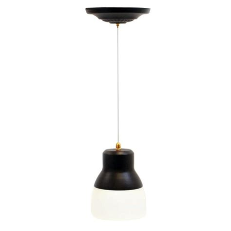 It S Exciting Lighting 24 Light Bronze Led Battery Battery Operated Pendant Light