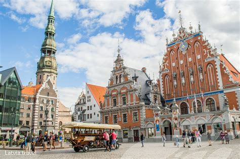 Architectural Home Styles by Old Town Riga Latvia Travel