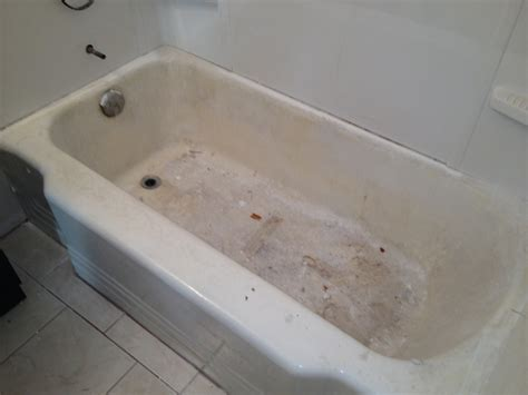 bathtub impossible to clean bathtub renew
