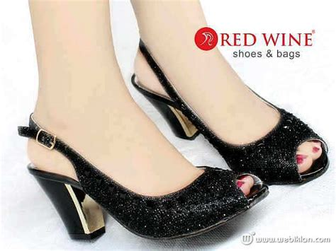 High Heel Import Redwine Rw21 rahmatkucing