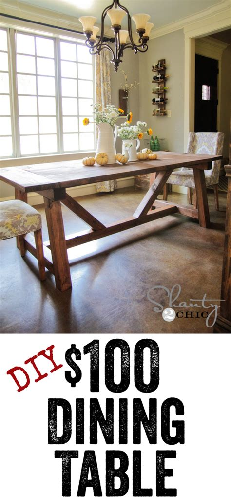 diy dining room table plans dining room table plans woodworking large dining table 29