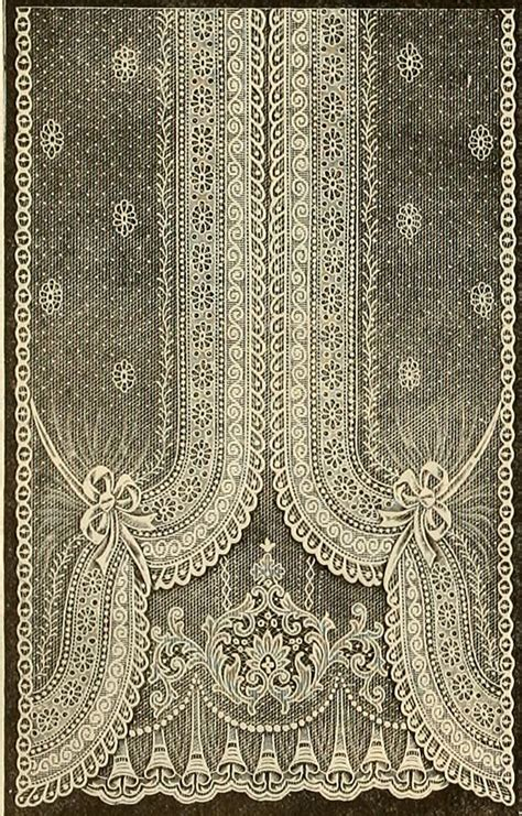 lace curtain material best vintage lace curtains images on pinterest curtain