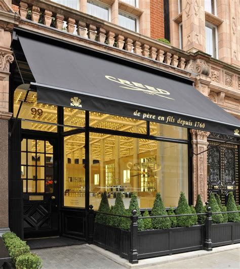 The House Of Creed Opens At 99 Mount Street Mayfair Tinman London