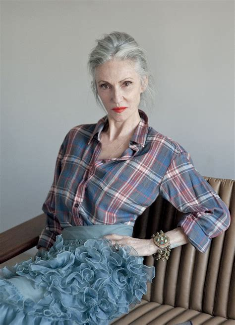 cool and stylish at age 65 fashion over 60 linda rodin age 65 modeling in dries
