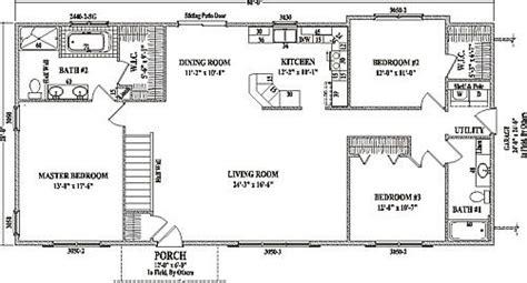 wardcraft homes floor plans astoria by wardcraft homes ranch floorplan manse
