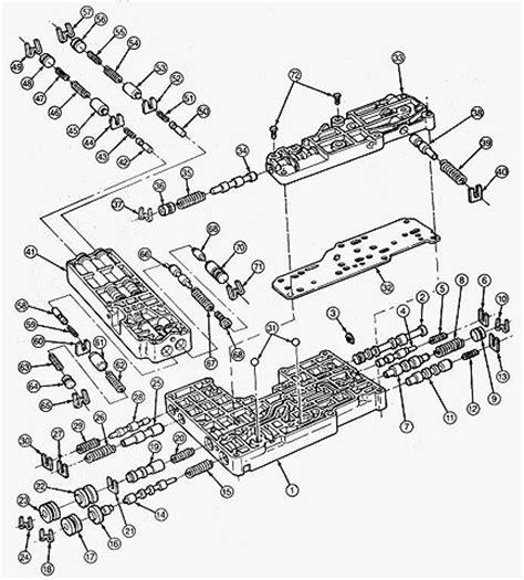 e4od valve diagrams a4ld transmission valve diagram a4ld free engine