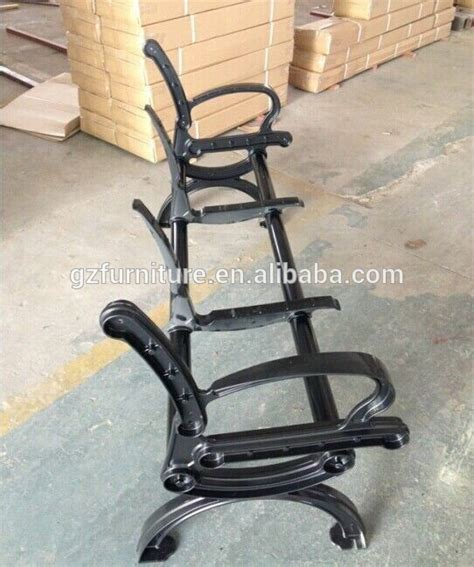 cast iron park bench ends park bench parts park bench ends buy cast iron park bench parts metal park bench leg