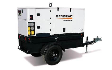 generac mobile diesel generator mmg35df4 27 31 kw 27