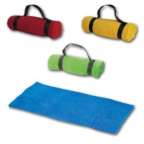 Towel With Pillow by Solid Colour Towel With Pillow