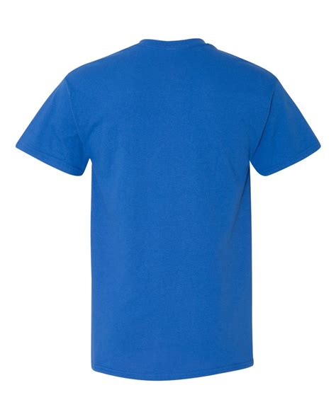 Gildan Paket gildan heavy cotton t shirt with a pocket 5300 ebay