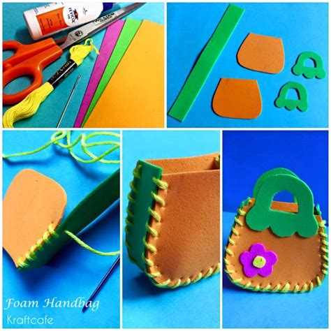 Foam Paper Craft Ideas - simple foam sheet craft ideas step by step k4 craft