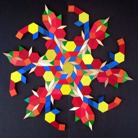 art using pattern blocks 17 best images about pattern block design stuff on