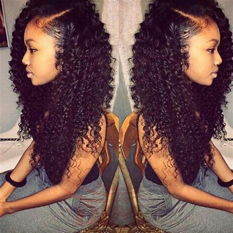 what kind of curly human hair do i need for a mohawk 3b 3c mongolian kinky curly virgin hair 3pcs mongolian