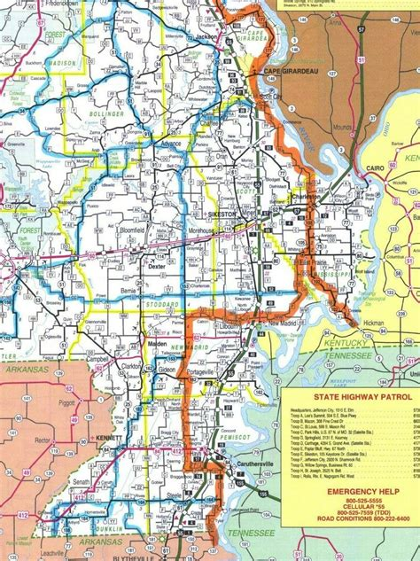 missouri bicycle map missouri proposed bicycle map missouri bicycle federation