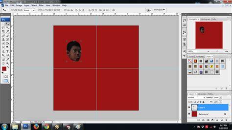 membuat outline gambar photoshop tutorial photoshop membuat gambar bergerak hijazi