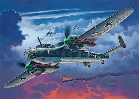 night fighter dornier do 215 b 5 r4 sn of njg 2 in flight 1942 world war photos dornier do 215 b 5 80 4925 www toysonfire ca