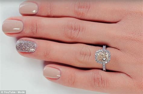 wedding rings other than diamonds how engagement ring trends evolved the