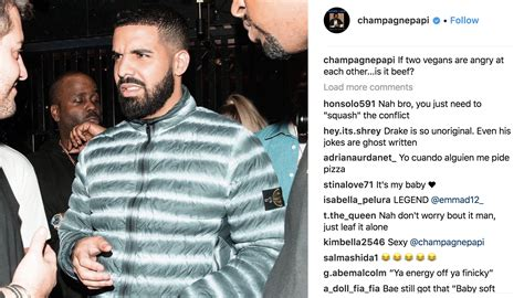 drake vegan rapper drake confirms he s ditched meat after vegan hint