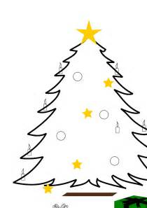 christmas tree cartoon clip art clipart best