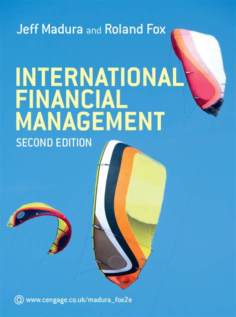Fox Global Mba Tuition by Cengage Learning International Financial Management
