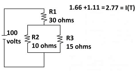 voltage drop resistors in series voltage drop with resistors in series 28 images basic dc theory industrial wiki odesie by