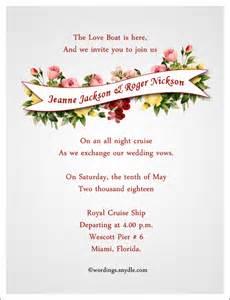destination wedding invitation wording exles destination wedding invitation wording dancemomsinfo