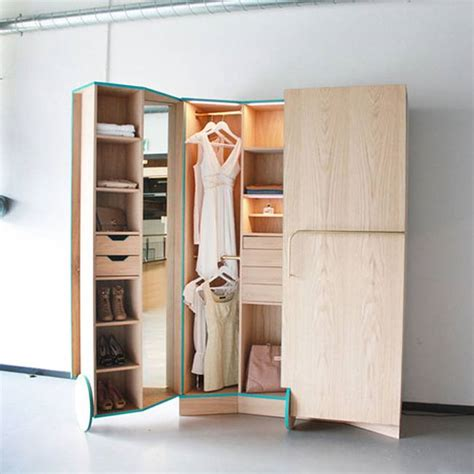 smart space saving bed hides a walk in closet underneath stylish hidden walk in closet expands for small spaces