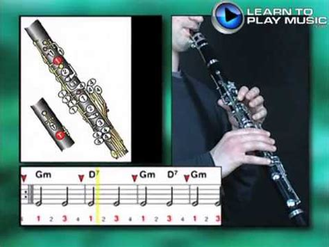 clarinet lessons for beginners books ex001 how to play clarinet clarinet lessons for