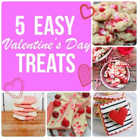 easy valentines treats 5 easy and s day treats s day