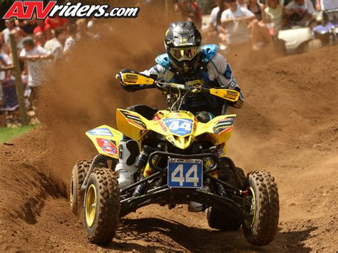 pro motocross racers atv racing s best ready for ama atv open at steel city