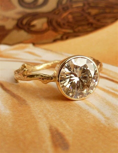 non engagement rings non and non traditional engagement rings style