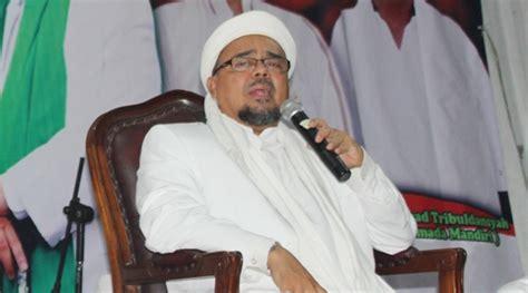 profil habib rizieq dan anaknya profil biografi muhammad rizieq shihab profilbos com