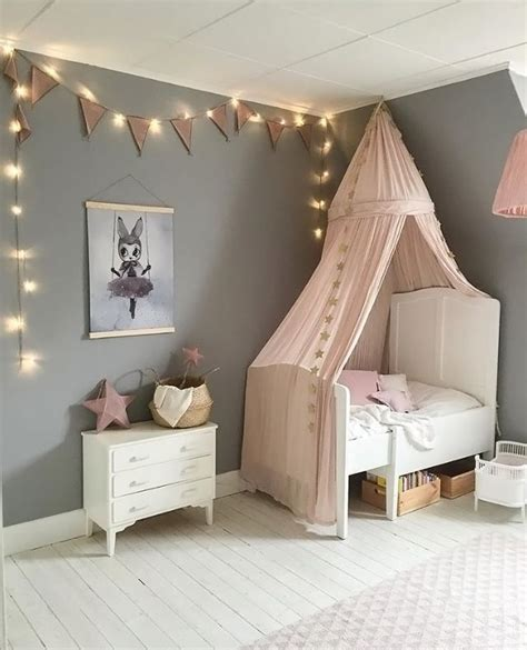 canopy bed for little girl a pretty little girl s room by sarahelenvictoria