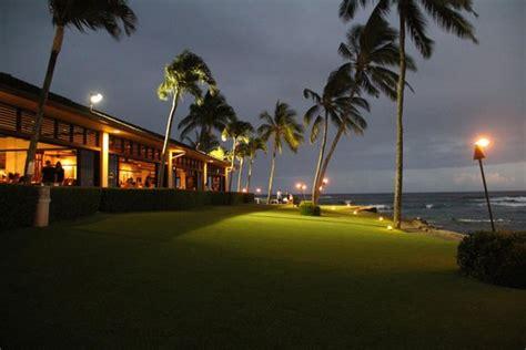 house restaurant kauai ahi picture of house restaurant poipu tripadvisor