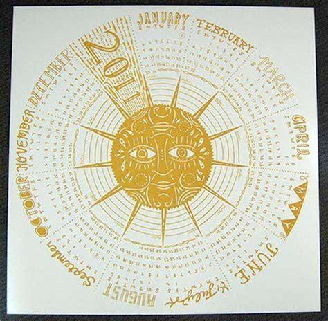 Calendario Solar Calendario Solar 2011