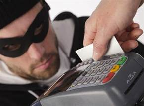 business credit card fraud criminals implanting stolen credit card chips into new forged cards