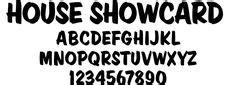 sign painter house casual font sign painter font kit house industries design typefaces pinterest fonts