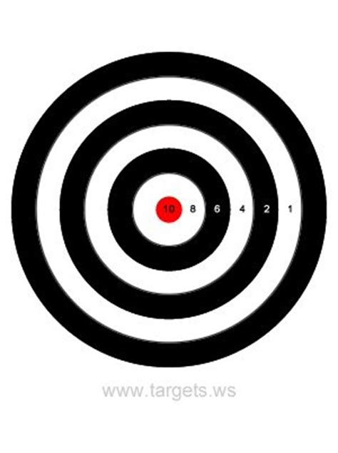 printable bow shooting targets 17 best images about nerf gun party on pinterest