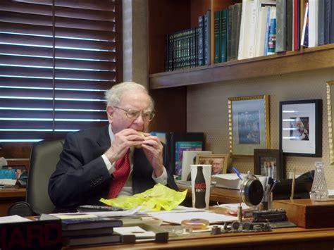 Warren Buffett The Office by How The Stock Market Decides Warren Buffett S Mcdonald S
