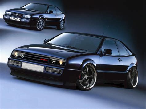 volkswagen sports cars vw corrado sports car history 1988 1995 ruelspot com
