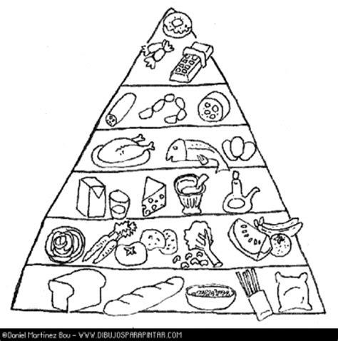 imagenes para colorear plato del buen comer colorear el plato del buen comer