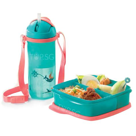 Kiddos Tumbler By Tupperware ship ahoy lunch set tupperware singapore