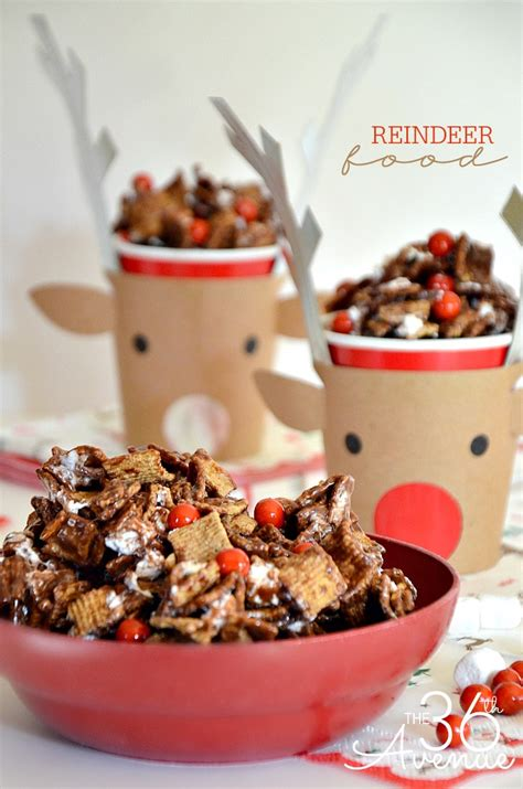 the 36th avenue christmas recipe reindeer food the